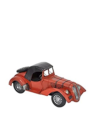 Three Hands Red Metal Car Decoration
