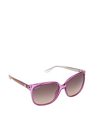 Gucci Sonnenbrille GG3696/SEDIQG violett