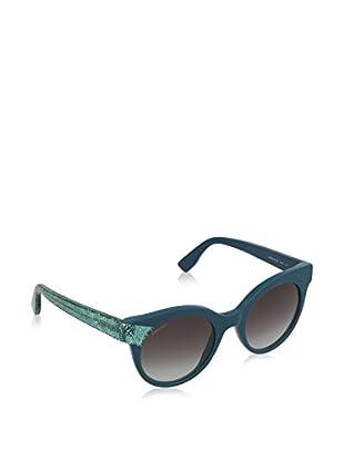 ZZ-Jimmy Choo Gafas de Sol MIRTA/S 5M Q4S 49_Q4S (49 mm) Azul