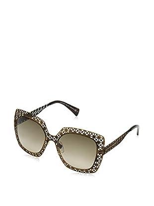 Alexander McQueen Gafas de Sol AMQ4260/S (53 mm) Bronce