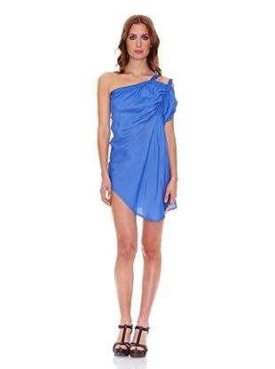 Candora Vestido Perla (Azul)
