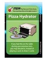Back To The Future: The Card Game - Pizza Hydrator Promo Card
