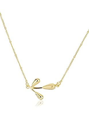 Coralia Leets Halskette  goldfarben