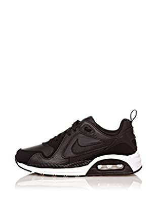 Nike Zapatillas Air Max Trax (Gs) (Negro / Blanco)