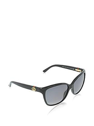 Gucci Sonnenbrille Polarized 3645/S WJ D28 (56 mm) schwarz DE 56-15-135 (56-15-135)