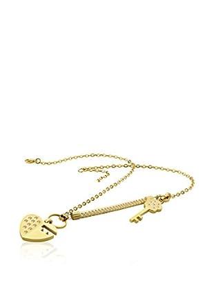 ZEADES Halskette Key Toy Heart Colorado