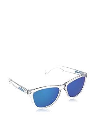 Oakley Gafas de Sol Frogskins (55 mm) Transparente