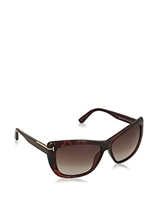 Tom Ford Sonnenbrille FT0434-52K58 (58 mm) havanna