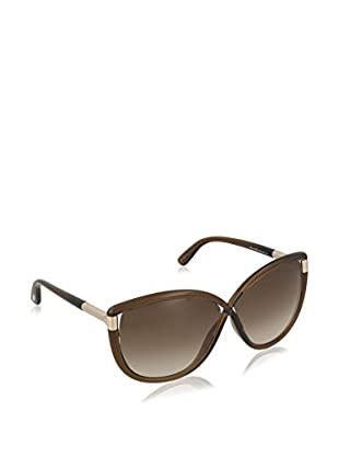 Tom Ford Occhiali da sole 0327 INIE 135_48F (63 mm) Marrone