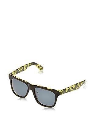 Diesel Sonnenbrille 0116-_95N (56 mm) schwarz/gelb