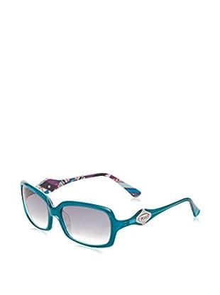 Pucci Sonnenbrille EP626S_440-56 (56 mm) aquamarin