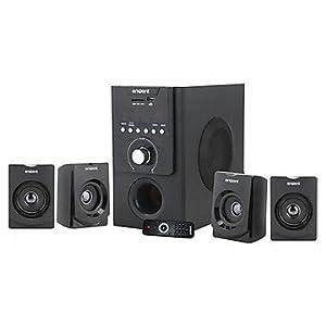 Envent Ultra Wave 4.1 Speakers - ET-SP41121 (Black)