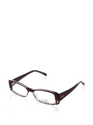Emilio Pucci Women's EP2651 Eyewear, Oxblood, One Size