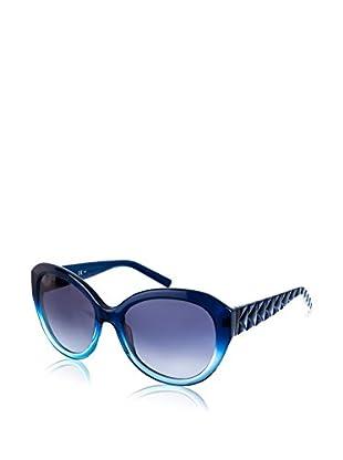 Karl Lagerfeld Sonnenbrille KL867S-146 (58 mm) blau/himmelblau