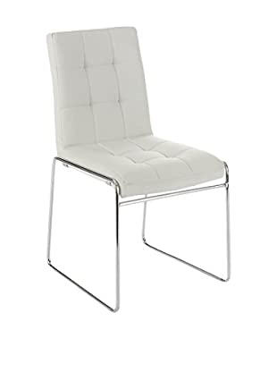 Contemporary Living Set Silla 2 Uds. Alice Blanco