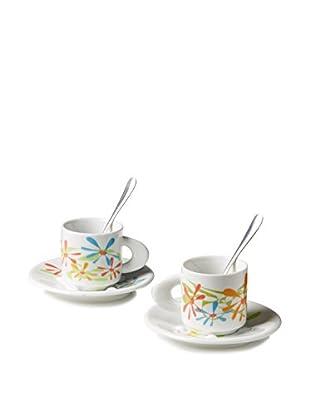 Casa Bugatti Whimsy 6-Piece Espresso Set