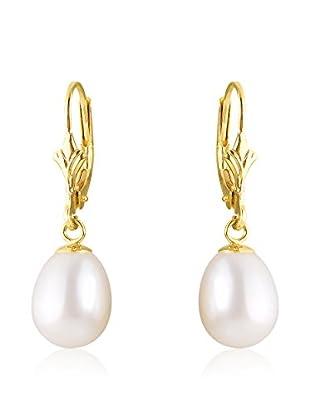 Pearl Addict Ohrringe 18 Karat (750) Gelbgold