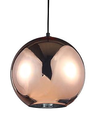 LO+DEMODA Lámpara De Suspensión Cooper Cobre