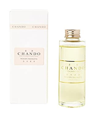 CHANDO Elegance Collection 3.4-Oz. Woody Aromatic Diffuser Oil Refill