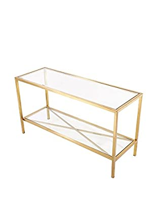 Gardner Console Table, Bronze