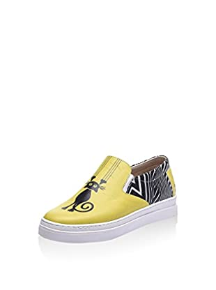 ZZ_Los Ojo Slip-On Kitty-Chic