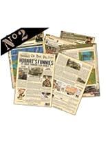Heroes of Normandie Gazette #2 Board Game