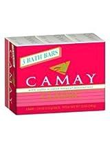CAMAY CLASSIC OZ BATH BAR (3-pack) 4.0 OZ BARS.