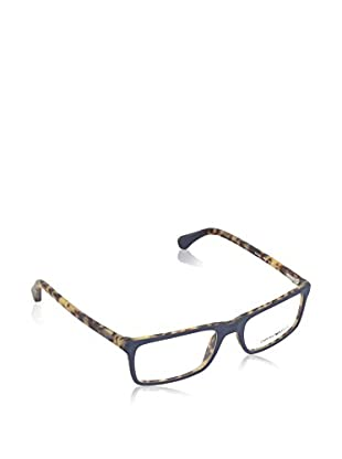 Emporio Armani Gestell 3043 527252 (52 mm) blau/havanna