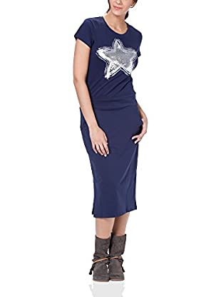 Tantra Maxikleid Sequins Stars