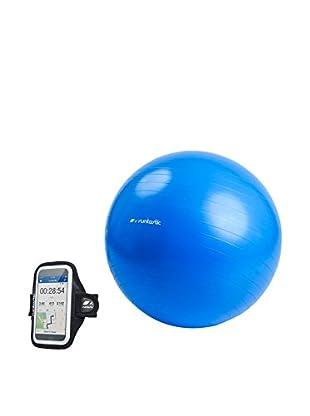 Runtastic Set Sporthalterung Handy + Exercize Ball