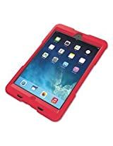 * BlackBelt 1st Degree Rugged Case, for iPad mini, Red