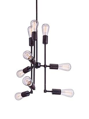 Zuo Timaru Ceiling Lamp, Rust