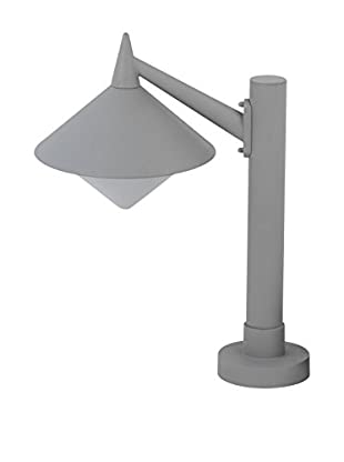 WOFI Außenlampe Manhattan grau