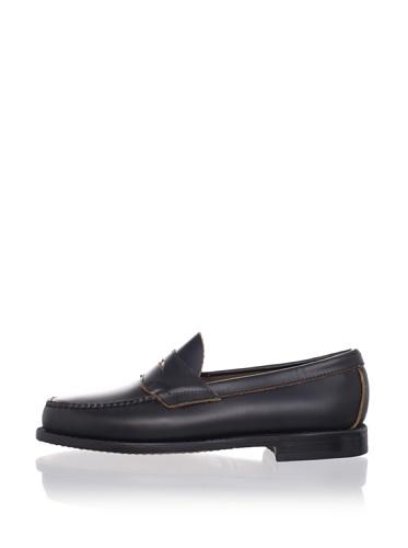 Bass Men's Longwood Loafer (Black)