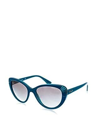 Vogue Sonnenbrille VO5050S24321154 (52 mm) aquamarin