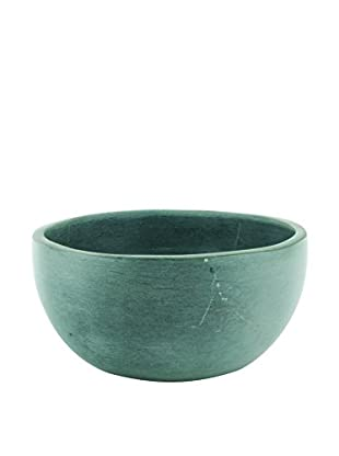 Canvas Home Small Soapstone Bowl, Grey/Green