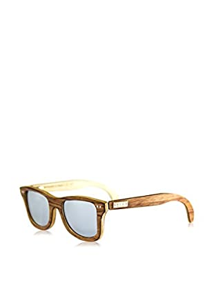 Feler Sunglasses Gafas de Sol Regular Bubinga (50 mm) Beige / Marrón