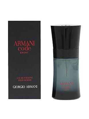 Armani Eau De Toilette Uomo Code Sport 50 ml