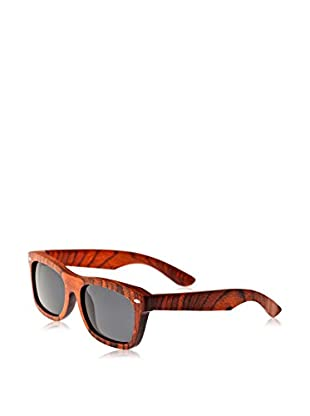 Earth Wood Sunglasses Gafas de Sol Wood Portsmouth (51 mm) Marrón / Naranja