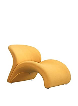 Ceets Rosebud Leisure Chair, Yellow