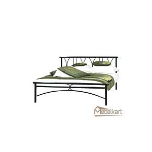 Mebelkart Metal Queen Size Double Bed