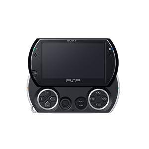 PSP go「プレイステーション・ポータブル go」