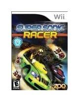 Super Sonic Racer - Nintendo Wii