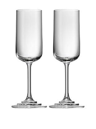 WMF Sektglas 2 er Set Michalsky Tableware
