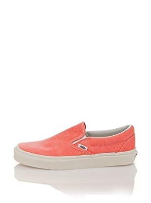 Vans Zapatillas U Classic Slip-On (Coral)