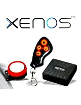 Xenos SAX Start Motorcycle Security Alarm System with Remote