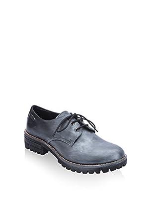 Pepe Jeans Zapatos de cordones Birkin Metal