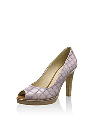 Zinda Zapatos peep toe 2275