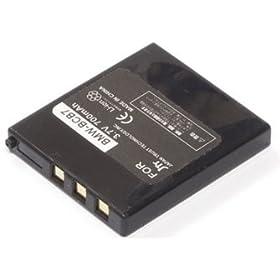 【クリックでお店のこの商品のページへ】日本トラストテクノロジー Panasonic DMW-BCB7互換バッテリー MBH-DMW-BCB7