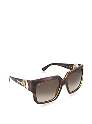 Gucci Sonnenbrille 3713/S HA Q18 (56 mm) havanna